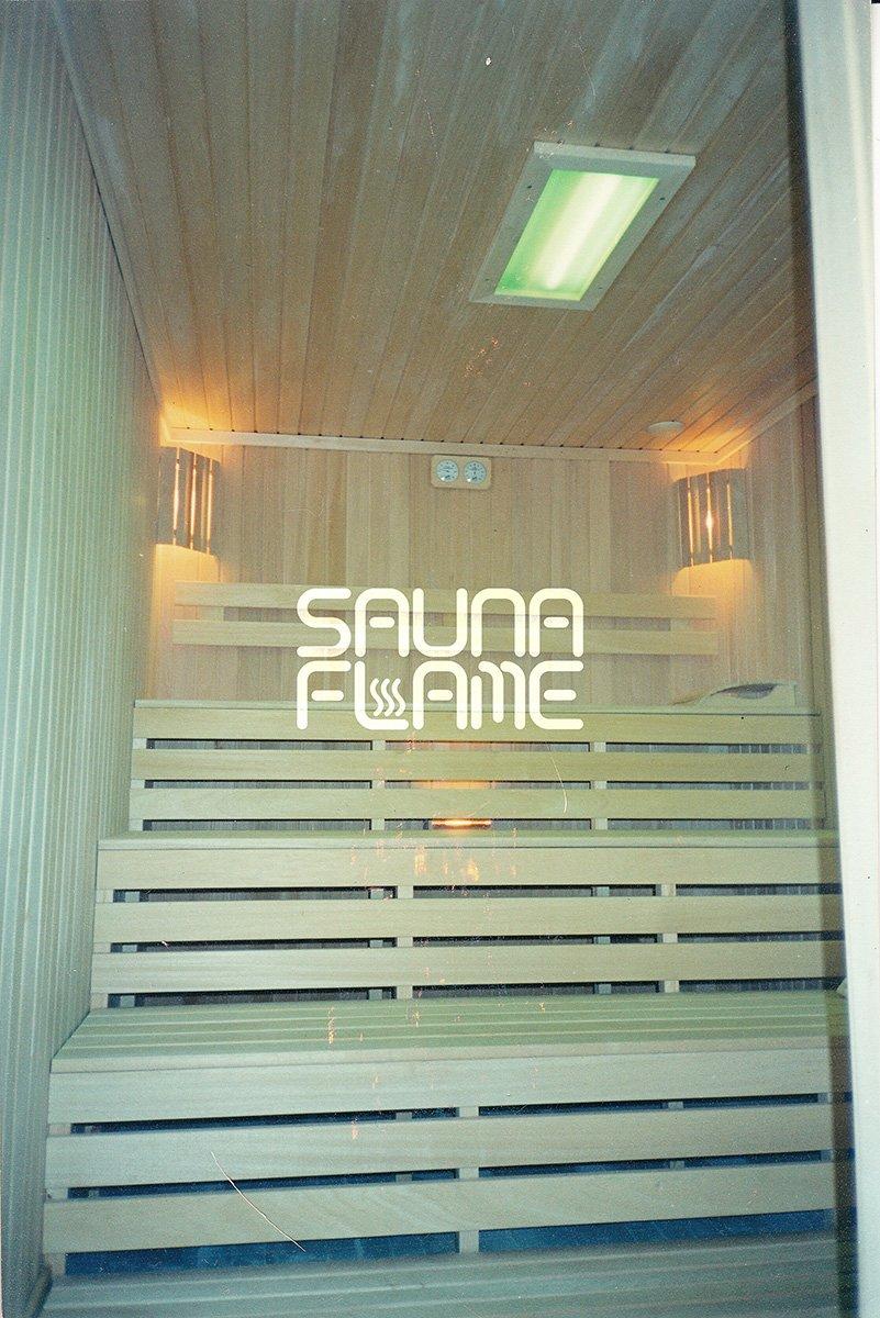 Saunaflame - работа 1999 года