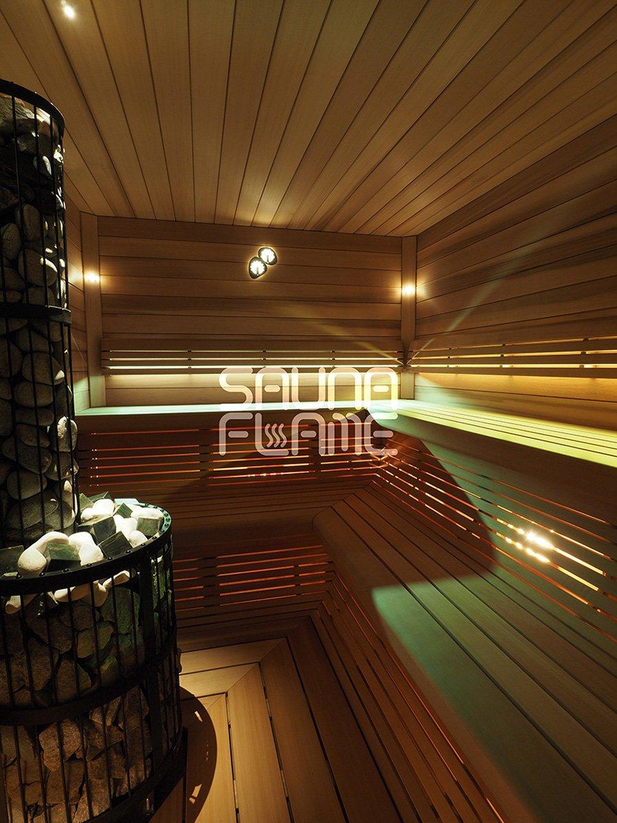 Saunaflame - работа 2016 года